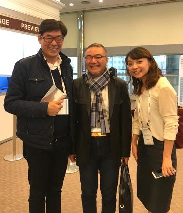 Happy reunion with my idol - Dr. Kyoto Takemoto 世界知名的日本矯正大師