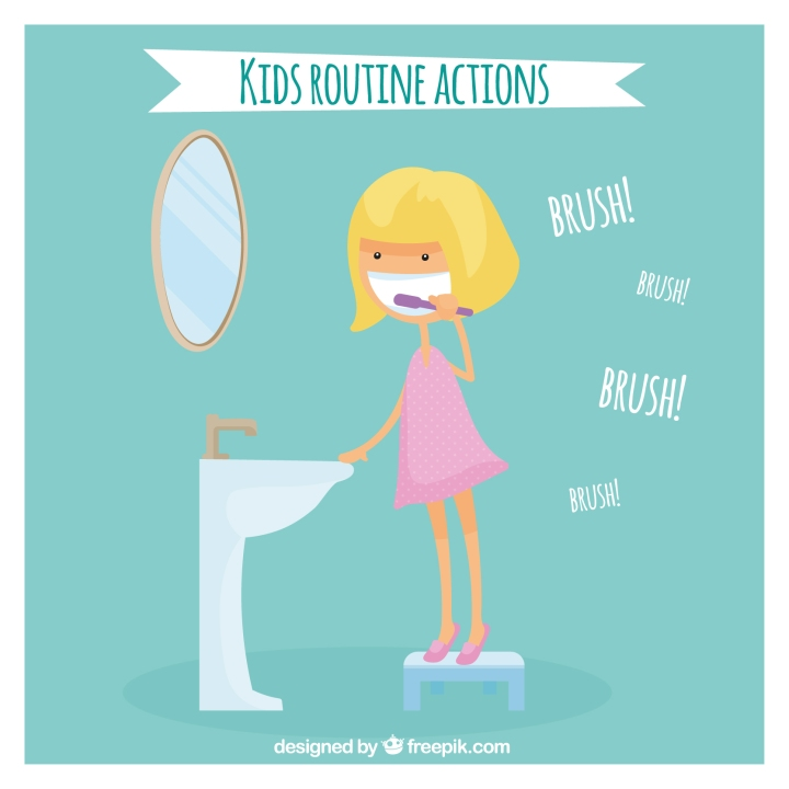 耐心、勤刷牙,也是矯正期的關鍵
