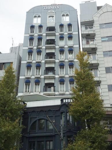 斎宮康寛位於原宿的診所