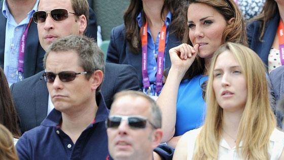 凱特王妃也咬指甲