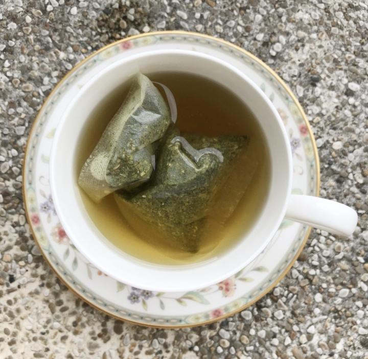 舒壓美腿茶