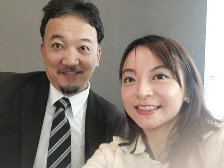 大阪隱形舌側矯正學術大會 - 廣島副教授 現在升官到德島大學當教授的 田中 榮二教授