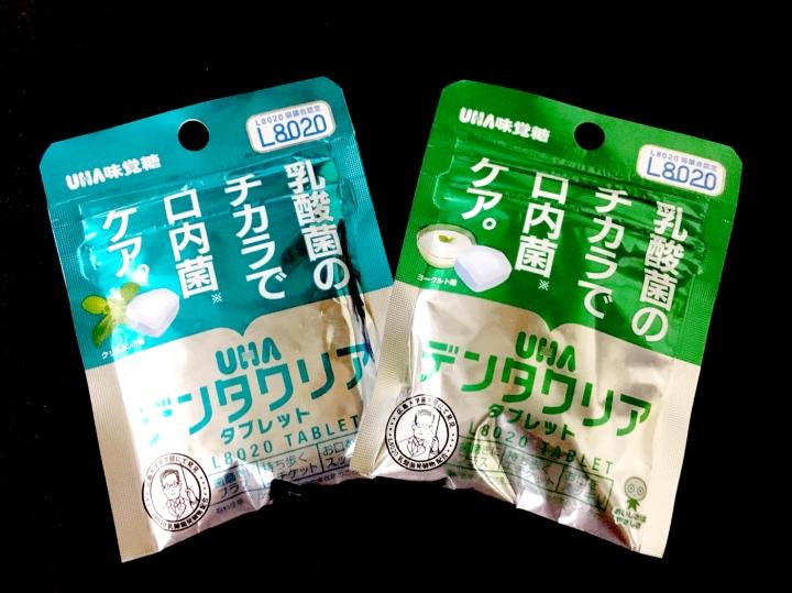 L8020 乳酸菌 口腔保庇糖 (薄荷、優格口味)