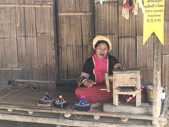 泰國黑齒族